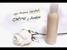 Recette de l'après shampoing à la crème d'avoine