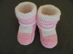 New Handmade Knitted Newborn Baby Girl Pink Casual Socks Booties Merino Wool US 3 #Babybooties #babysocks #babyshoes #girlshoes #girlsocks #girlbooties #wool #woolsocks #warm #merinowool #merinowoolsocks #newborn #toddler #firstshoes #newbornsocks #newbornshoes #booties #shoes #socks