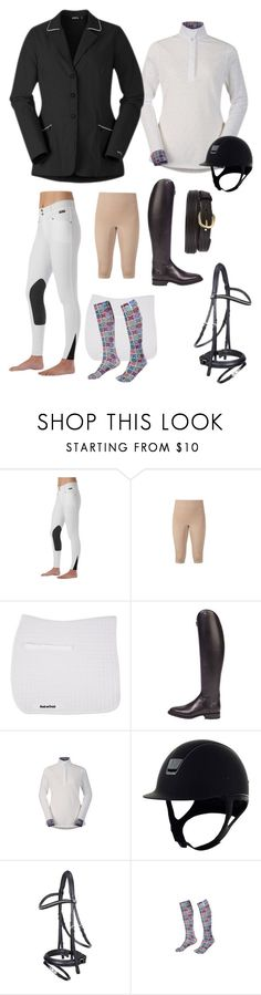 """""""Kerrits Spring 2017 Dressage"""" by scarlett-rose-anderson on Polyvore"""