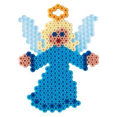 Christmas Angel Hama perler