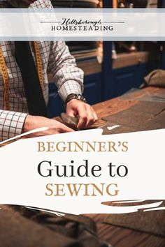 The homesteader's beginner's guide to sewing! A comprehensive list of all of the tools and equipment you'll need to start your slow fashion enterprise -- including the things you don't really need. | Hillsborough Homesteading  #sewing #fashion #selfsufficiency #homesteading Sewing Box, Sewing Tools, Kids Craft Box, Scissors Design, First Apartment Decorating, Healty Dinner, Cleaning Items, Self Reliance, Natural Cleaning Products