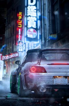 Honda S2000 Wallpaper - by Khyzyl Saleem
