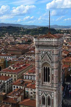 Florencia desde el Duomo