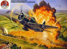 Esquadrões de Honra - Os Pilotos Latinos-Americanos na Segunda Guerra