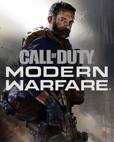 Call Of Duty Modern Warfare Game Poster