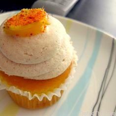 Tres Leches Horchata Chili Mango Cupcake - http://www.tastedthis.com/2013/02/26/tres-leches-horchata-chili-mango-cupcake/