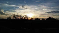 Pace e tramonto!