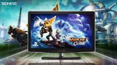 Upcoming E3 Conference Would Preview New Sony PS4 Rachet & Clank