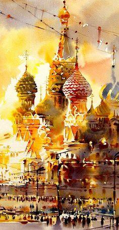 Olga LITVINENKO painting