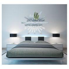 Nalepovacie zrkadlo v tvare vločky World Map Wall Decor, Bedroom, Furniture, Design, Home Decor, Decoration Home, Room Decor, Bedrooms