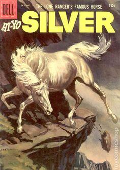 Sam Savitt. ( I still have my Silver comics!-ps)..horse