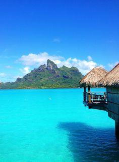 Four Seasons Resort Bora Bora in Bora Bora, French Polynesia