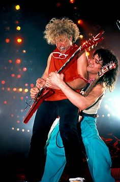 Van Halen - 2004  Target Center - Minneapolis  With Sammy Hagar, of course!