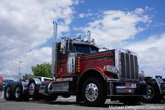 Semi Inc. Peterbilt 389 Daycab, Truck# 94 | 2019 Peterbilt 3… | Flickr Peterbilt 389, National Convention, Historical Society, Trucks, Truck