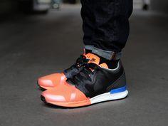 Nike Air Berwuda QS - Atomic Orange $120