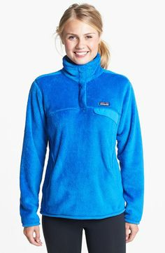 Patagonia 'Re-Tool' Snap Pullover | Nordstrom