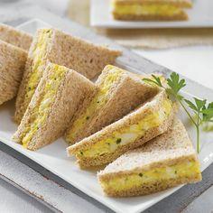 Petits sandwichs aux œufs   PC.ca