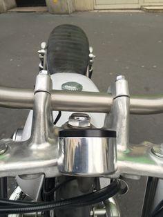 Paris Classic Motos, Kawasaki custom, Paris 4ème