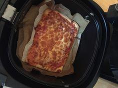 Schnelle Pizza, ein sehr leckeres Rezept aus der Kategorie Gemüse.