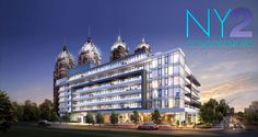 NY Place Condos At 17 Kenaston Gardens  Located in the vibrant Bayview and Sheppard neighbourhood, the multi Award-Winning NY Towers Community is a shining testament to The Daniels Corporation's soaring vision and forward thinking.