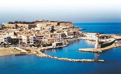 Chania, Crete (Greece) Can I live here again please?!
