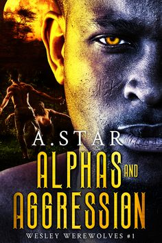 So hype to release the first book in the Wesley Werewolves series! #SupernaturalAfrica