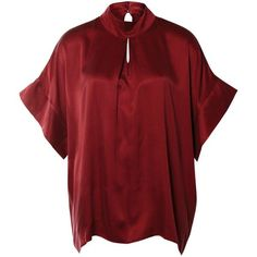 Selected Femme Brooke Blouse, Cabernet ($46) ❤ liked on Polyvore featuring tops, blouses, half sleeve tops, print crop tops, red crop top, print blouse and crop top - womens blue blouse, polyester blouses, long sleeve shirt blouse *sponsored https://www.pinterest.com/blouses_blouse/ https://www.pinterest.com/explore/blouse/ https://www.pinterest.com/blouses_blouse/low-cut-blouse/ http://www.missme.com/categories/blouses