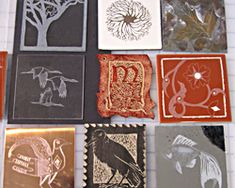 Mystical Places Press publishes limited edition and one of a kind, handcrafted artist books by Jill Timm that celebrate the spirit and aesthetics of the natural environment. Dremel Tool, Dremel Ideas, Craft Projects, Projects To Try, Project Ideas, Pottery World, Craft Day, Fun Hobbies, Book Making
