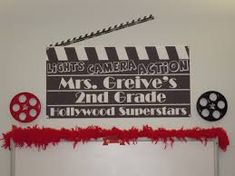 Image result for hollywood bulletin board