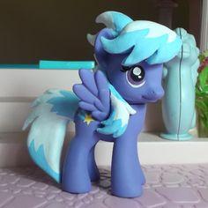 My Little Pony custom Cloudchaser by SanadaOokmai.deviantart.com on @DeviantArt