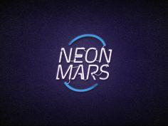 Neonmars logo by Frantisek Krivda