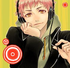 Blue Exorcist ~~ Self-absorbed in a cute way :: Shima