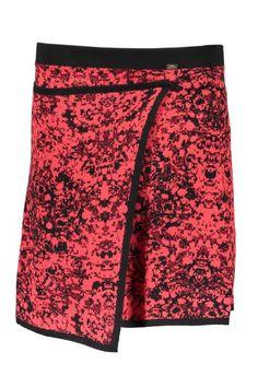 Gonna Donna Liu Jo (BO-C65142 MA504 Z9940) colore Rosso