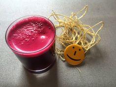 Ty buraku, czyli fotogeniczny sok / Fresh beetroots juice