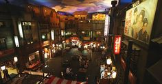 """The """"Shinyokohama Raumen Museum"""" is a unique museum about ramen, a very popular Japanese noodle dish which was originally introduced from China."""