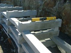 Retaining Solutions - Precast Concrete Crib Retaining Walls