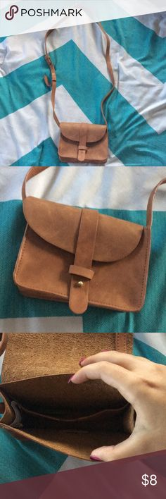 Target bag Small brown bag, used twice Bags Mini Bags