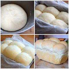 Toustový chléb - Avec Plaisir Hamburger, Bread, Food, Brot, Essen, Baking, Burgers, Meals, Breads