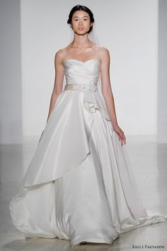 Kelly Faetanini Fall 2014 Wedding Dresses | Wedding Inspirasi