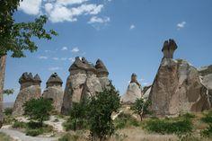 Turkey, Cappadocie