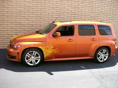 2008 Chevrolet HHR SS  by Lucky Luciano Custom Paint in Phoenix AZ . Click to view more photos and mod info.