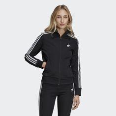 adidas SST Track Jacket Green | adidas Belgium