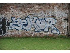 """""""Zexor"""" on brick wall... BK, NYC"""