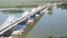 Primele trenuri care vor traversa podul Calafat-Vidin