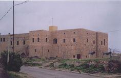 Prison at 'Akká Israel where Bahá'u'lláh was held.