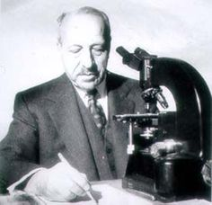 Georgios Papanicolaou -- Medical doctor.He studied at the University of Athens , Ph.D from the University of Munich, known for his invention of the Papanicolaou Test , commonly known as the PAP TEST , used worldwide and saving the lives of millions of women.: