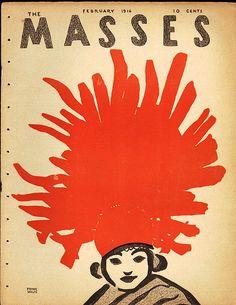 The Masses, February 1916, Frank Walts