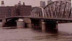Franklin St Bridge btw E Peoria and Peoria, now gone