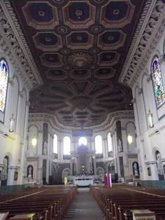 Basilica in St. John's, Newfoundland