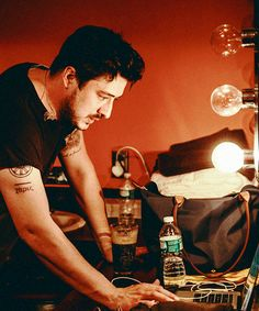 Marcus Mumford - New York, 2015 (source)